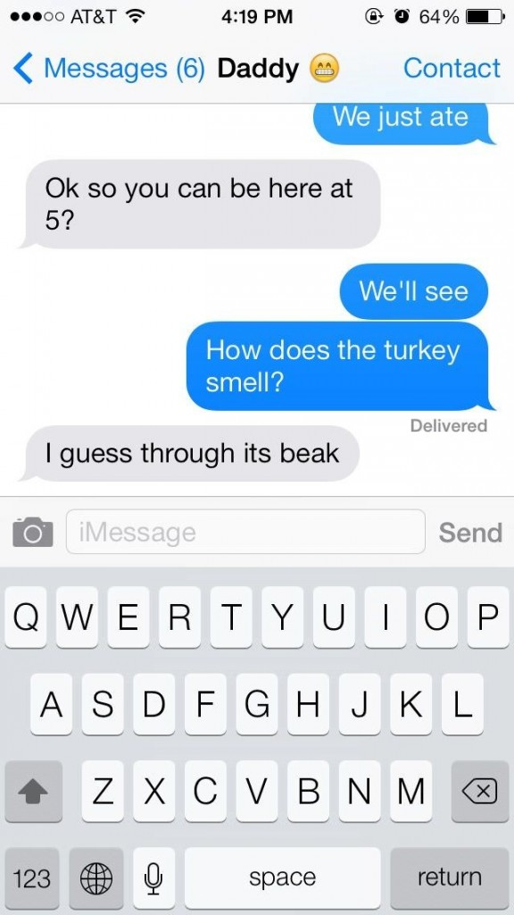 The Turkey Smell