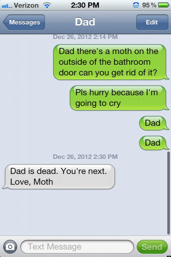 Trolling Father