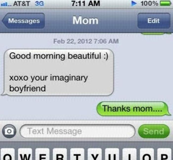 Trolling Mother