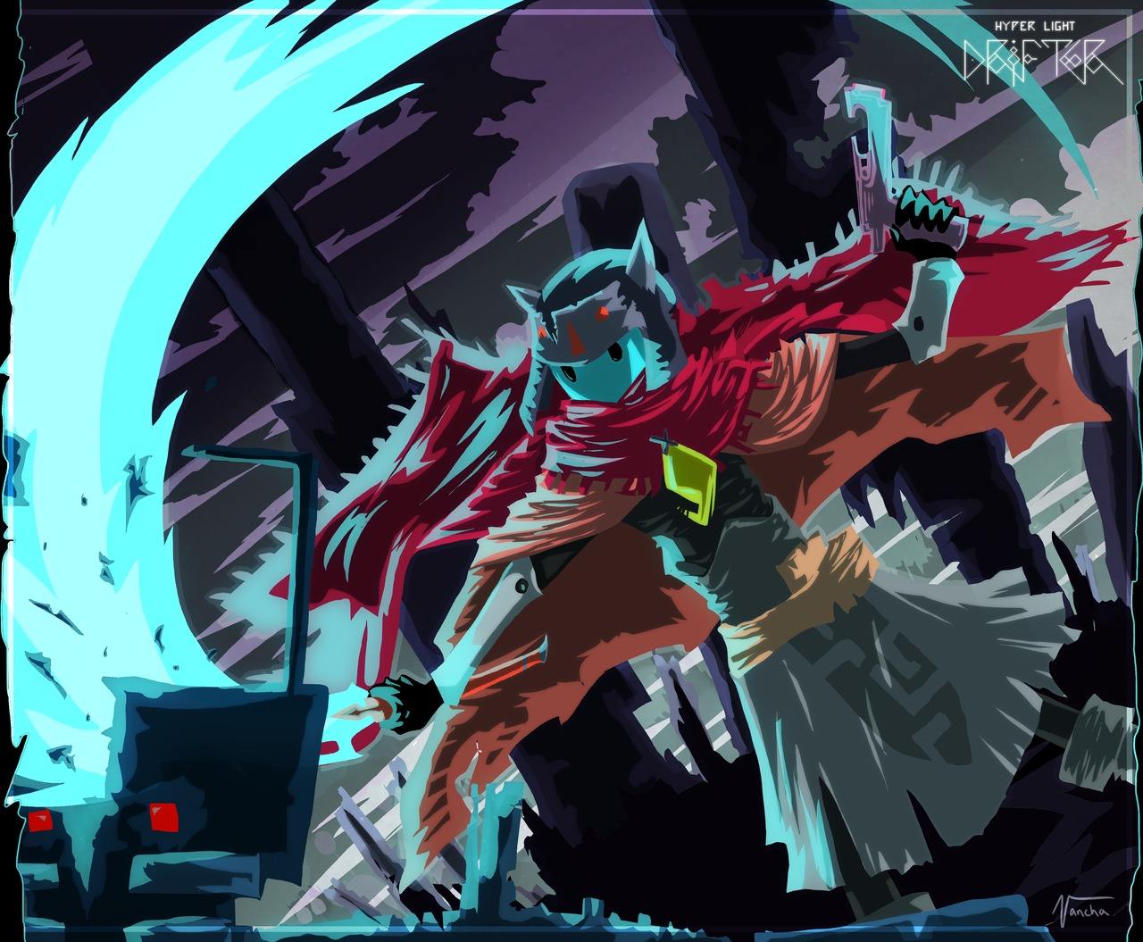 hyper_light_drifter_by_vanchamarl-d6mlifj