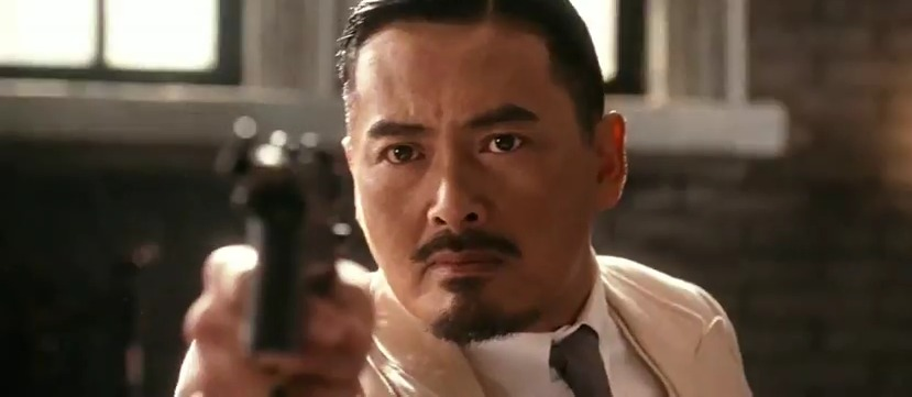 Chow Yun Fat Let The Bullets Fly