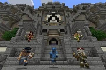 Minecraft Xbox 360 Killer Instinct