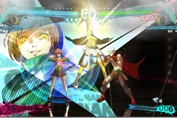 Persona 4 Arena: Ultimax