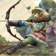 Super Smash Bros Link