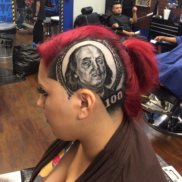 You Won't Believe How good is this Barber. Awesome Work!