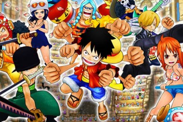 One Piece: Super Grand Battle! X