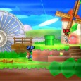 Super Smash Bros Paper Mario Stage