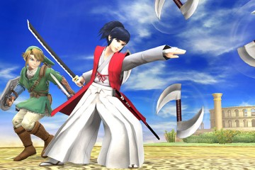 Super Smash Bros Takamaru