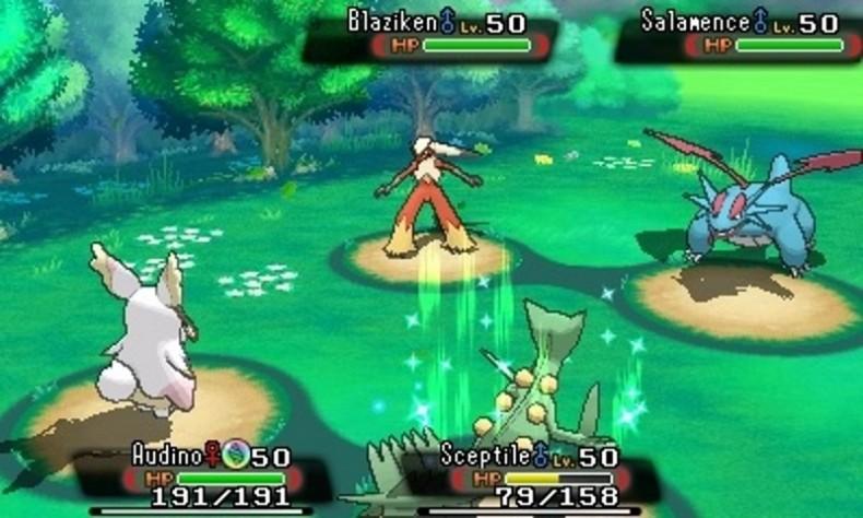 Mega Audino screenshot 4