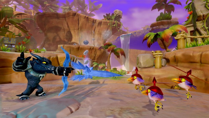 Skylanders: Trap Team Comic-Con 2014 Preview