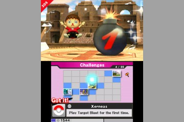 Super Smash Bros CHallenges