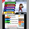 Super Smash Bros Character Customization