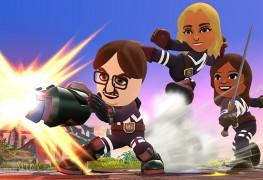 Super Smash Bros Fighting Teams