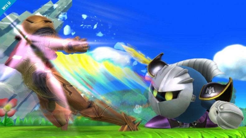 Super Smash Bros Meta Knight