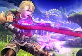 Super Smash Bros Shulk