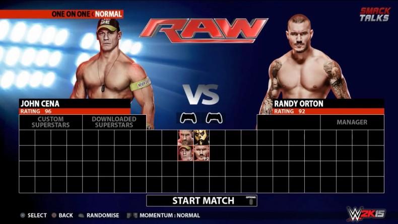 Новые сюжеты в режиме 2K Showcase в WWE 2K15 ...