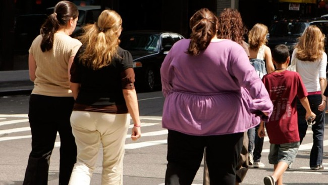 14. 1 of 3 Americans have problems with obesity