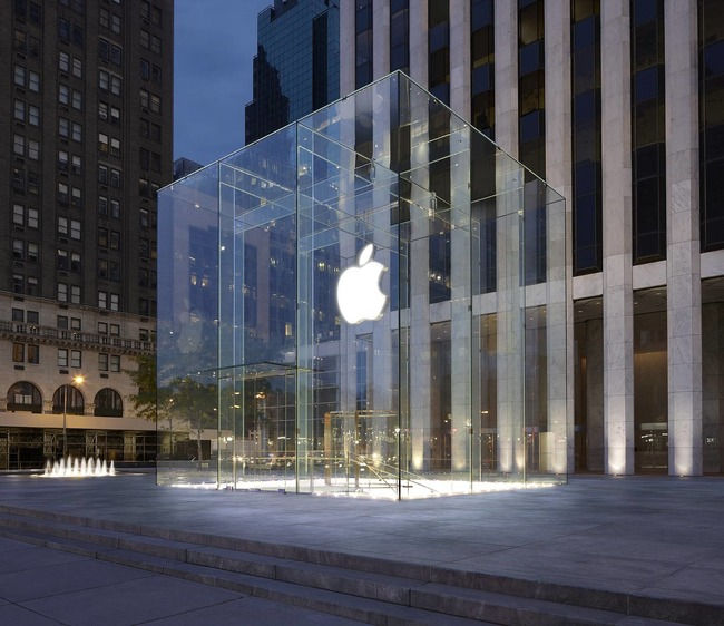 20. Apple sits on larger amount of money than the US Treasury