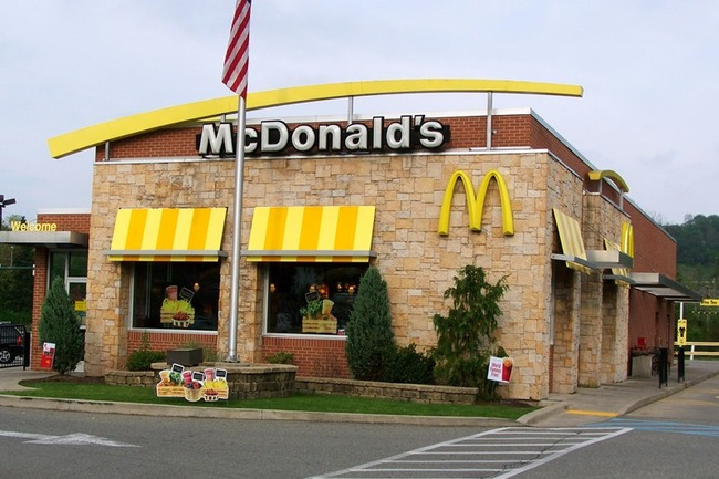 21. 1 out of every 8 American have been a Mcdonald's employee