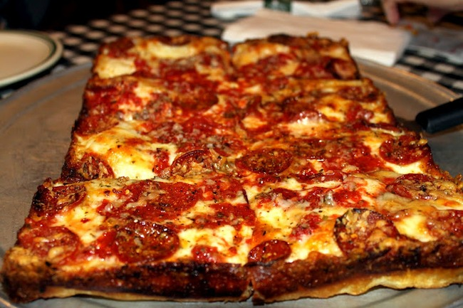 7. US citizens eats 100 acres of pizza every single day