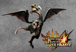 Monster Hunter 4 Ultimate Gypceros