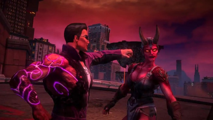 Saints Row: Gat Out of Hell Hands-On Preview