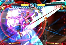 Persona 4 Arena: Ultimax Margaret