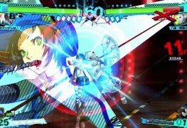Persona 4 Arena Ultimax Marie