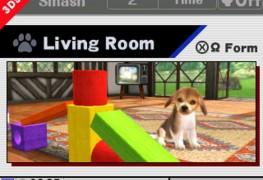 Super Smash Bros Living Room2