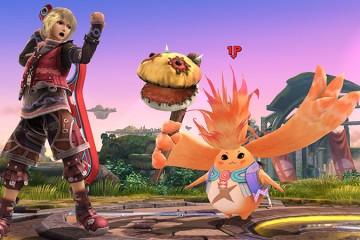 Super Smash Bros Riki
