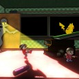 Super Smash Bros Wii U Game & Wario