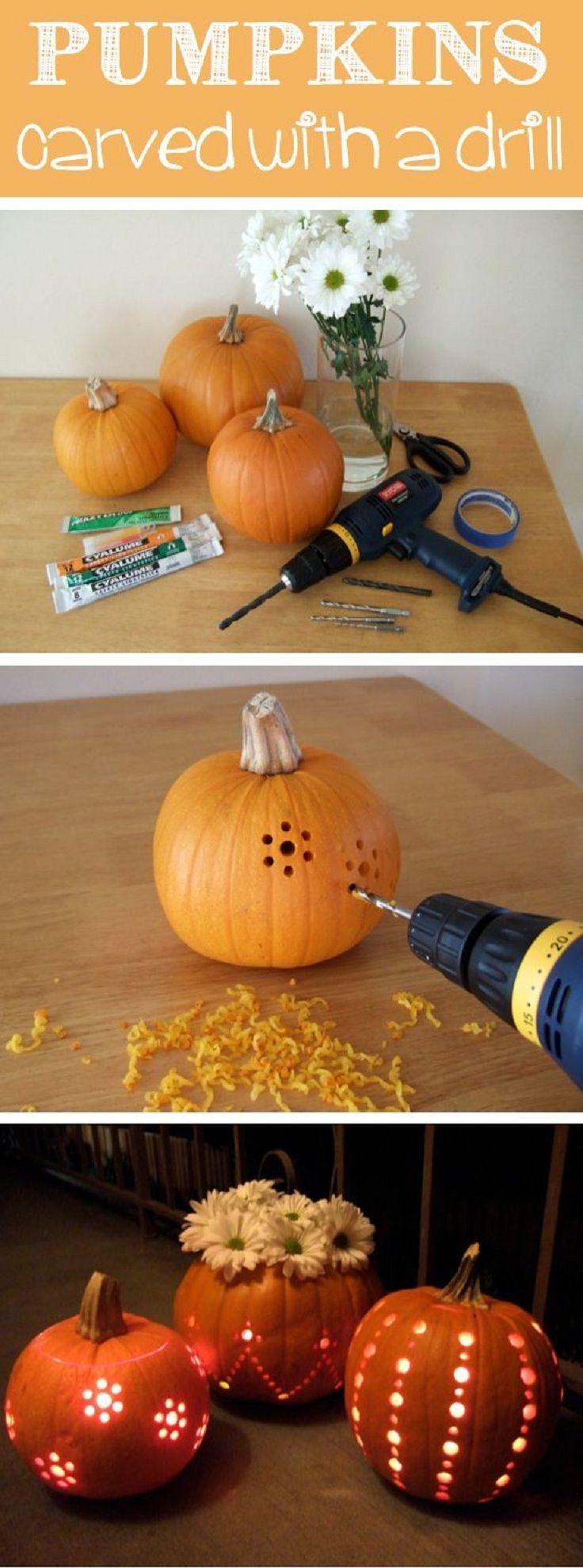 10. Halloween Pumpkins