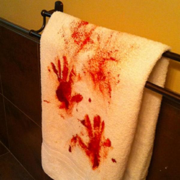 3. Murder Towel