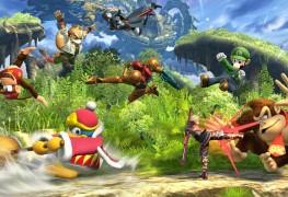 Super Smash Bros 8 Player Mode