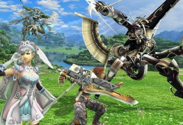 Super Smash Bros Xenoblade
