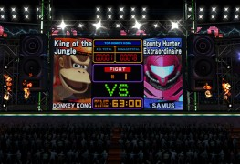Super Smash Bros for Wii U Boxing Stage