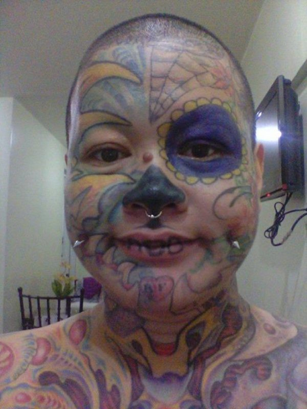 Does Paint Go Bad >> Worst of the Worst Tattoos You've Seen in Your Life
