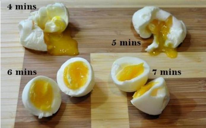 5. An egg timer