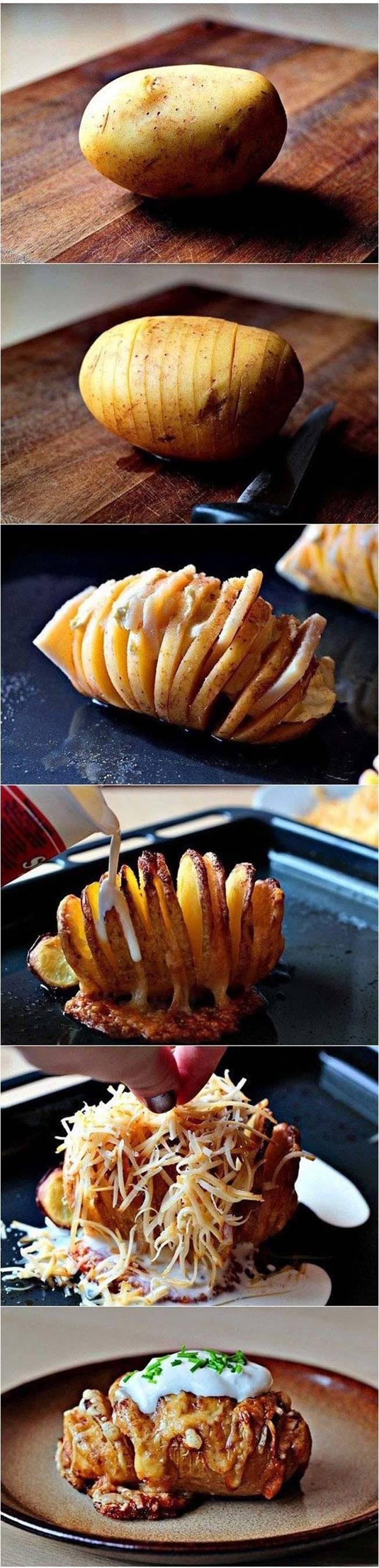 9. Perfect potato