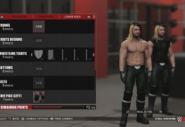 WWE 2K15 - Creation Suite