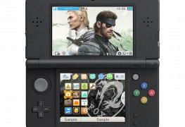 Metal Gear Solid: Snake Eater 3D 3DS Menu Theme