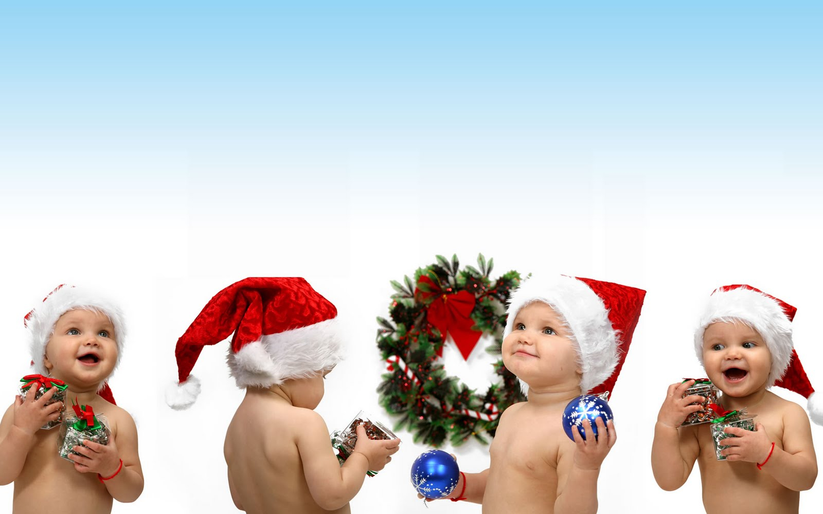 Download Free Small Cute Babies Wallpapers The Quotes Land: Meet The Cutest Christmas Babies Who Can Be On Your
