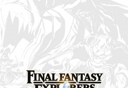 Final Fantasy Explorers Soundtrack