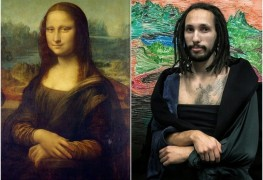 Mona Lisa  by Leonardo da Vinci, 1503-1506