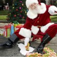 Santa Claus, Tremaine Street, Los Angeles,