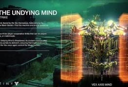Destiny - The Undying Mind