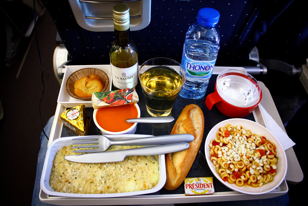 Do You Get Food And Drink On Easyjet Flights