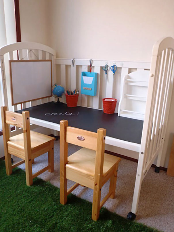 15. Crib table