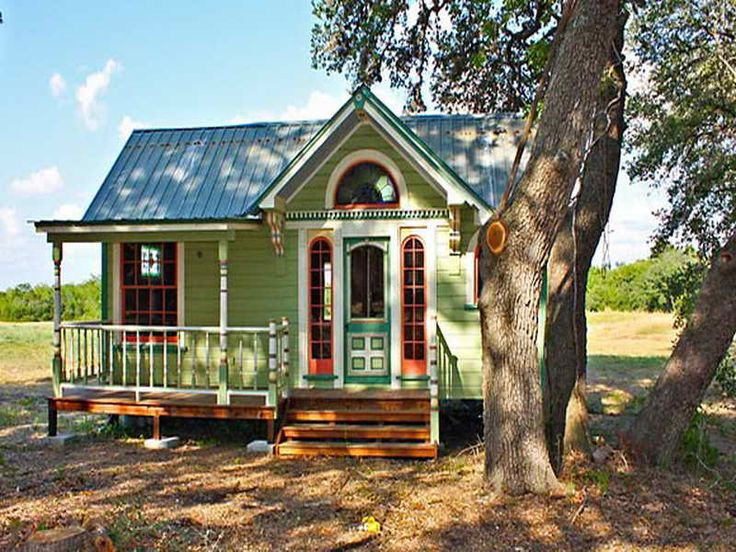 You Will Fall In Love With These 20 Tiny Homes Big Houses