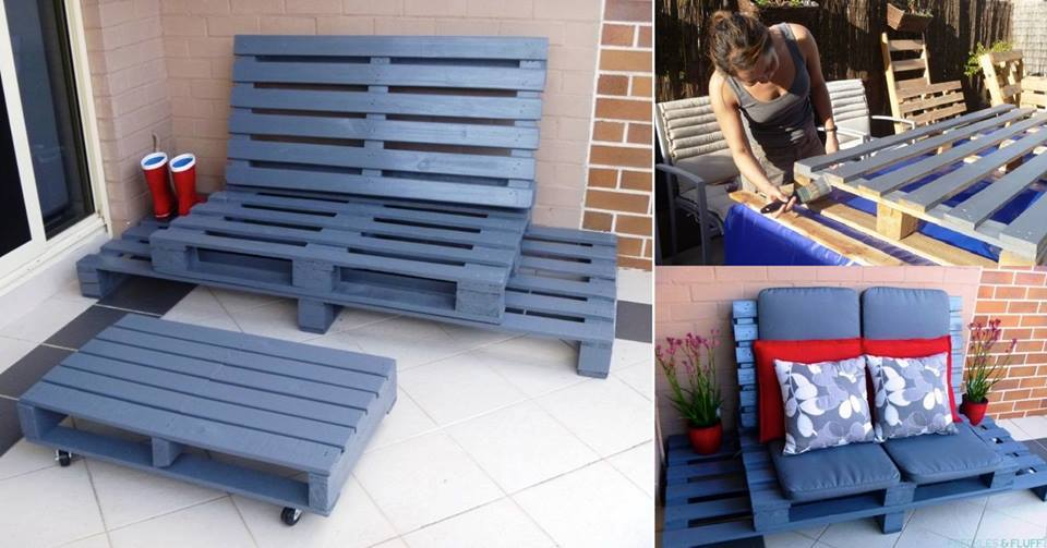 17 Creative Ways Of Turning The Pallets Into Amazing